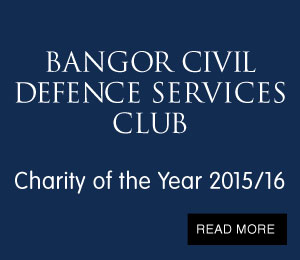Charity of the Year 2015/16 Bangor Civil Defence Services Club